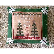 Needle Bling Designs - Frosty's Tree Farm 1
