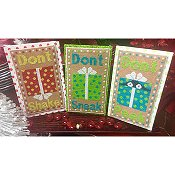 Needle Bling Designs - Holiday Don'ts