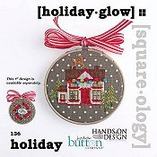 Just Another Button Company - Square.ology - Holiday Glow 136 THUMBNAIL