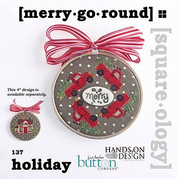 Just Another Button Company - Square.ology - Merry Go Round 137 MAIN