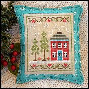 Country Cottage Needleworks - Snow Place Like Home - Snow Place 2 THUMBNAIL