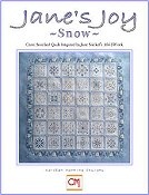 Carolyn Manning Designs - Jane's Joy - Snow