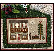 Little House Needleworks - Hometown Holiday Series - #13 The Bookstore