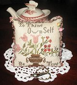 Abby Rose Designs - To Thine Ownself... Be  True