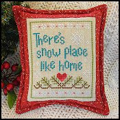 Country Cottage Needleworks - Snow Place Like Home - Snow Place 3 THUMBNAIL