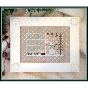 Country Cottage Needleworks - Let It Snow THUMBNAIL