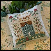 Little House Needleworks - ABC Samplers 7 - R S T