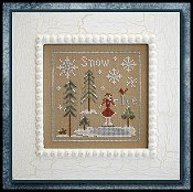 Little House Needleworks - Snow and Ice