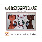 Carolyn Manning Design - Whiskerkins - Holiday Trio THUMBNAIL