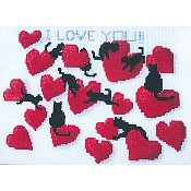 Lynn's Prints/Diane Graebner Designs - I Love You_THUMBNAIL
