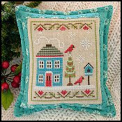 Country Cottage Needleworks - Snow Place Like Home - Snow Place 4 THUMBNAIL