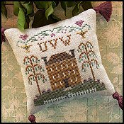 Little House Needleworks - ABC Samplers 8 - U V W