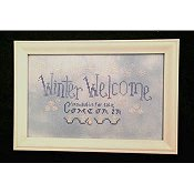Poppy Kreations - Winter Welcome