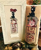 Amy Bruecken Designs - Crazy Dog Lady THUMBNAIL
