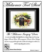 Ronnie Rowe Designs - Midsomer Tool Shed