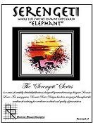 "Ronnie Rowe Designs - Serengeti ""Elephant"""