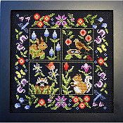 Bobbie G Designs - Small Animal Sampler