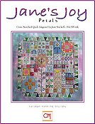 Carolyn Manning Designs - Jane's Joy - Petals THUMBNAIL