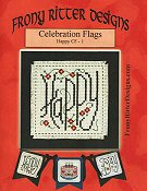 Frony Ritter Designs - Celebration Flags - Happy THUMBNAIL