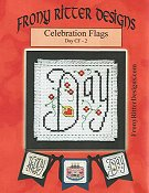 Frony Ritter Designs - Celebration Flags - Day THUMBNAIL