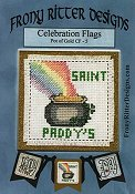 Frony Ritter Designs - Celebration Flags - Pot of Gold
