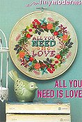 Tiny Modernist - All You Need Is Love THUMBNAIL