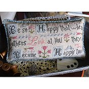 Abby Rose Designs - Be Happy