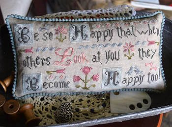Abby Rose Designs - Be Happy MAIN