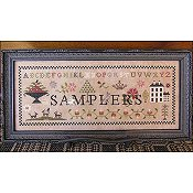 The Scarlett House - Samplers THUMBNAIL
