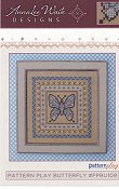 Annalee Waite Designs - Pattern Play Butterfly