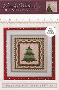 Annalee Waite Designs - Festive Fir Tree