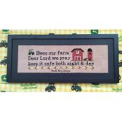 Needle Bling Designs - Bless Our Farm