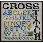 Hinzeit - Word Play - Cross Stitch