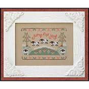 Country Cottage Needleworks - Jump For Joy THUMBNAIL