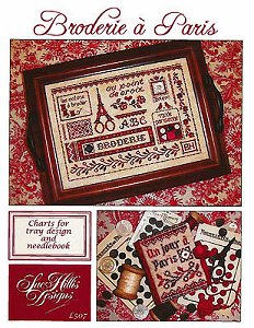 Sue Hillis Designs - Broderie a` Paris MAIN