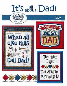 Sue Hillis Designs - It's All About Dad! MAIN