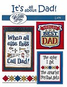 Sue Hillis Designs - It's All About Dad!