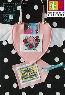 Amy Bruecken Pocket Card - Sweet Baby
