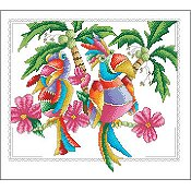 Vickery Collection - Love In The Tropics