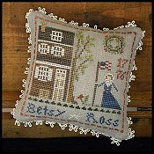 Little House Needleworks - Early Americans No. 1 Betsy Ross_THUMBNAIL