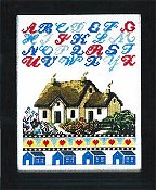 Bobbie G Designs - Cottage Sampler