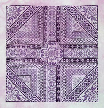 Northern Expressions Needlework - Shades of Purple