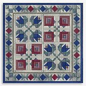 From Nancy's Needle - Floral Tiles THUMBNAIL