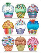 Vickery Collection - Krazy Cupcakes