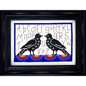 Bobbie G Designs - Two Black Birds