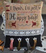Abby Rose Designs - I Think I'll Just Be Happy Today