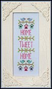 Country Cottage Needleworks - Home Tweet Home THUMBNAIL