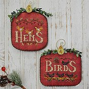 Hands On Design - 12 Days - Hens & Birds_THUMBNAIL