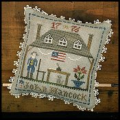 Little House Needleworks - Early Americans No. 2 John Hancock THUMBNAIL