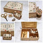 MTV Designs - Elegance In Bloom Sewing Box_THUMBNAIL
